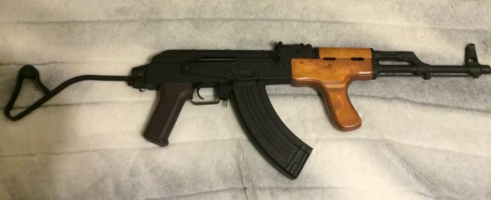 AK47 フルブローバック化 プロジェクト