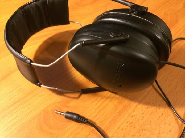 自作 ヘッドセットの製作
