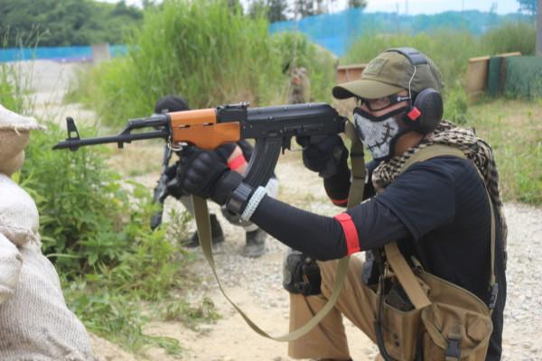 サバゲー PMC装備3